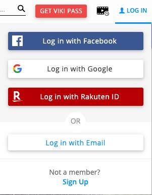 How do I log in to Viki? – Viki Community Support